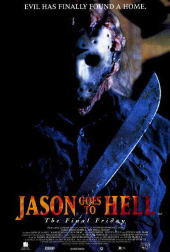 Adam Marcus - Director of Jason Goes to Hell