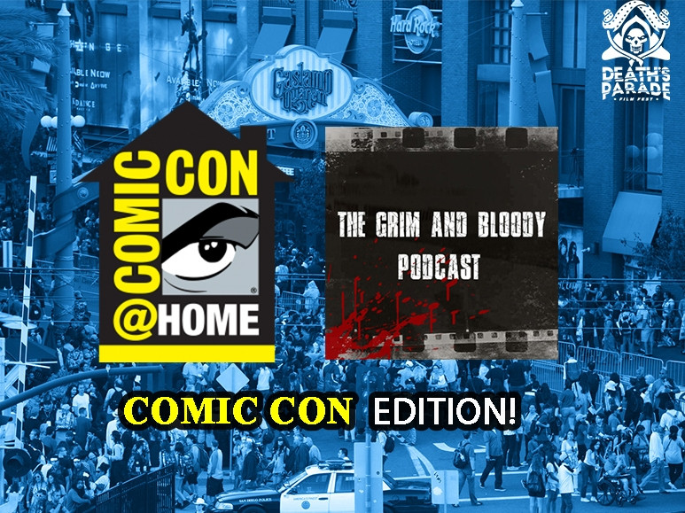 What's Your Favorite Horror Moment? A San Diego Comic Con 2020 Discussion