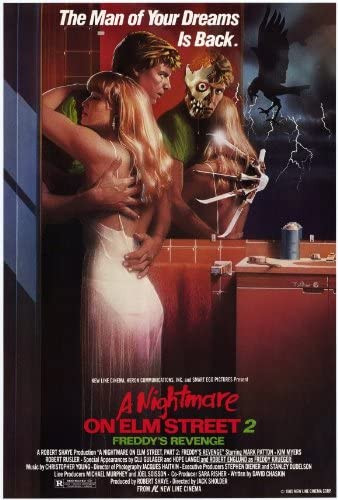 Mark Patton - Nightmare on Elm Street Part 2