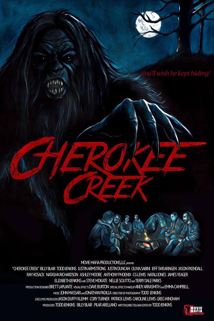 Todd Jenkins - Writer and Director of Cherokee Creek