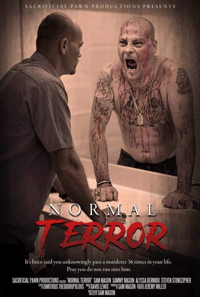 Sam Mason - Writer and Director of Normal Terror