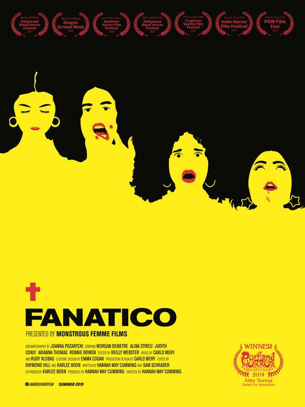 Fanatico Short Film | Director and Crew Q&A