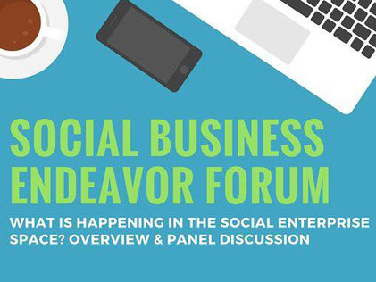 6/20 講演情報 「Social Business Endeavor Forum」