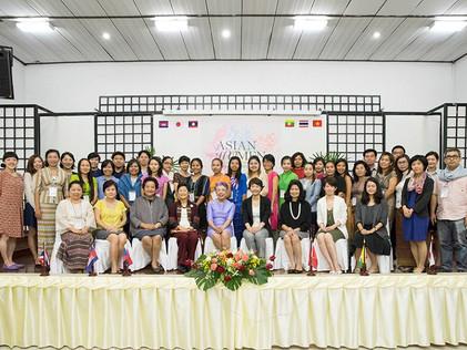 2016/12/14 ラオス、ルワンダ、南ア、マレーシア、タイから来た海外女性起業家と日本人女性の交流イベントを開催しました