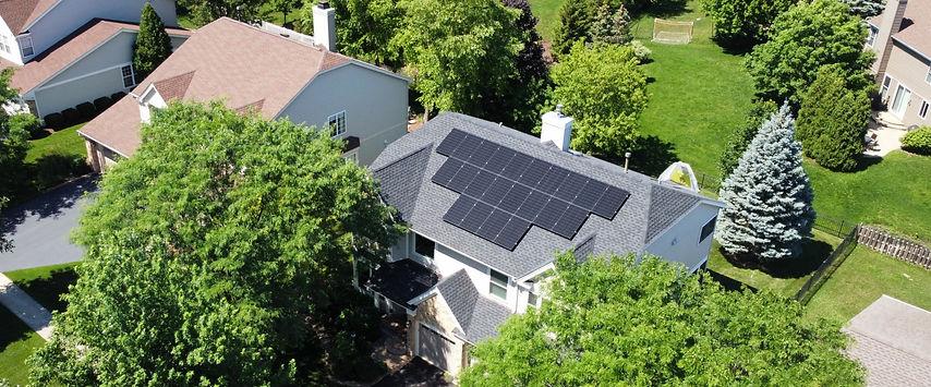Palatine Solar Install
