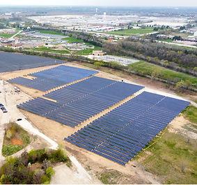 Fox Metro Solar Field
