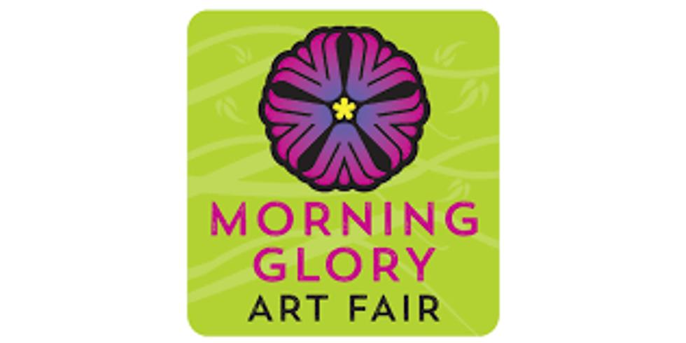 Morning Glory Art show        14- 15 AUG