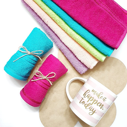 Cotton Towel Intimate Package