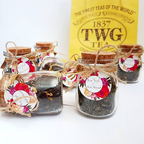 Tea In a Jar (Premium) Whipping Package