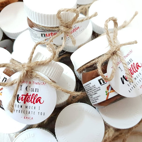 Mini Nutella Whipping Package