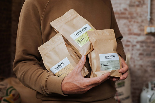 Proefpakket Agostini Coffee