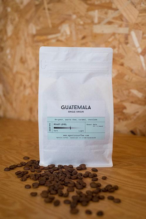 Guatemala - Huehuetenango MAM