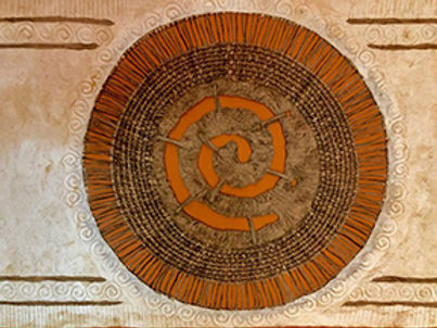 azul calendar shaman wheel