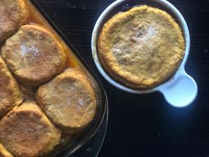 Sweet Potato Biscuit Cobber