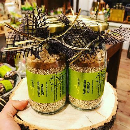 Frühstücks Quinoa