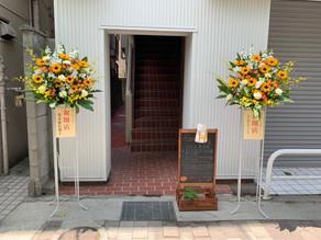 5月6日に無事オープン
