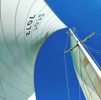 Blue skies and sailing_#easternstar #sep