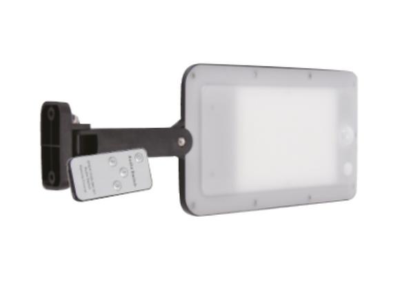 Luminario solar mini ajustable