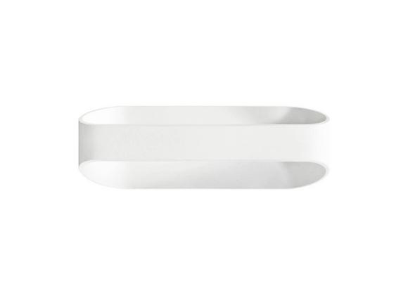 LED Ovalo Blanco 12W