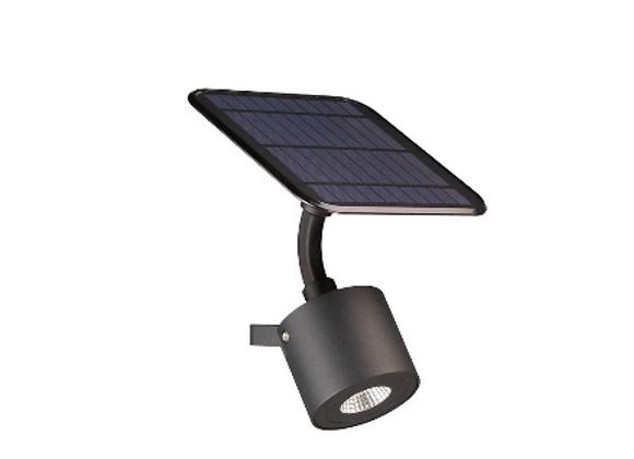 Arbotante solar 2W