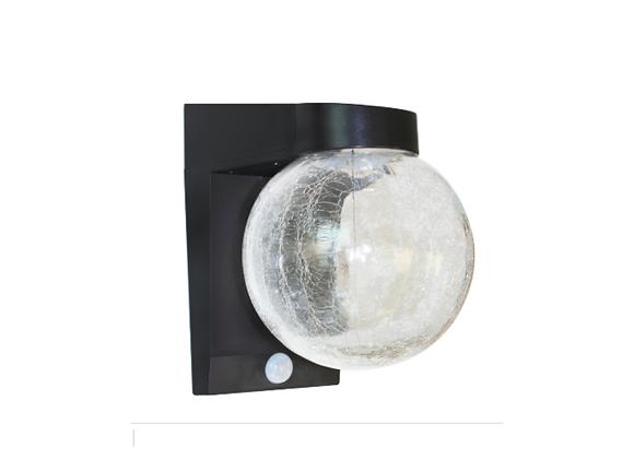 Luminario solar esfera