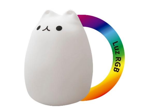 Gato blanco RGB