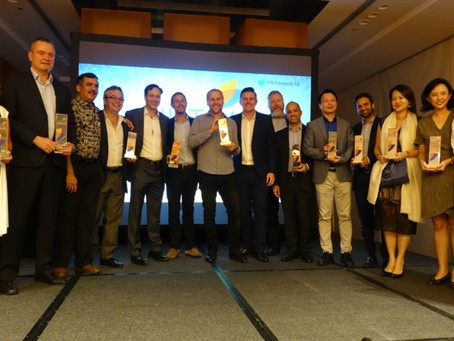 And the winners are…find out who took the top prizes at the first NutraIngredients-Asia awards