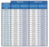 Greentree Motessori's school bus fare chart