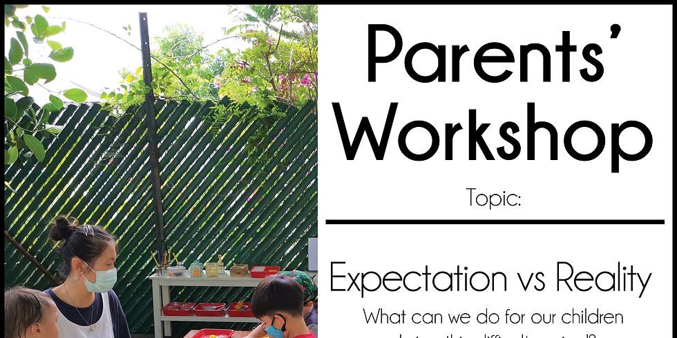 Online Parents' Workshop