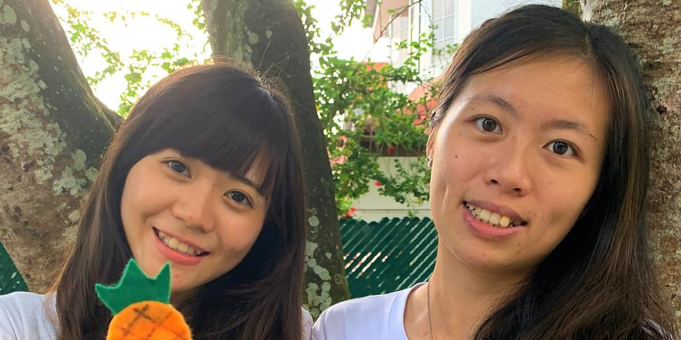 Forest Fair Online Class: Hokkien Dialect & Japanese Language Class