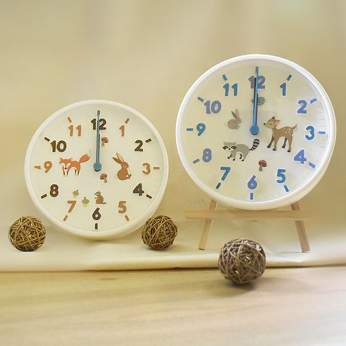 Curry Leaf Class's Wall Clock