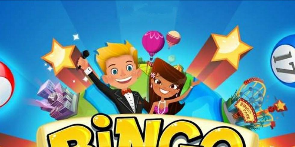 Forest Fair Online Game: Bingo