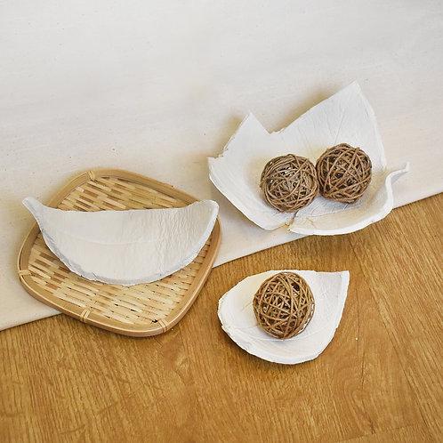 Acacia Class's Clay Leaf Bowl