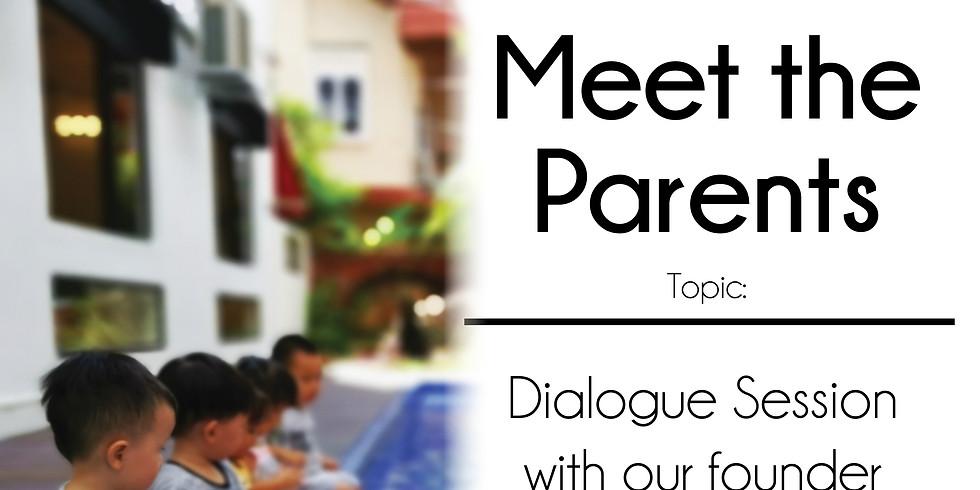 GMCC Meet the Parents Session - Session 1