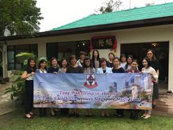 School Visit from Hong Kong