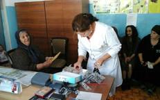 Заур Аскендеров реализует проект «Мобильный офтальмолог»
