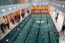 Плавательный бассейн открыли в ДГТУ в Махачкале