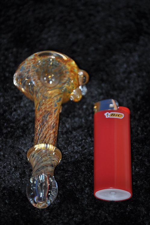 Frit Spoon Pipe