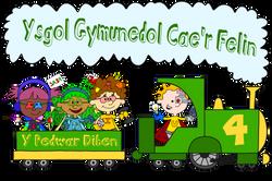 Caerfelin Train