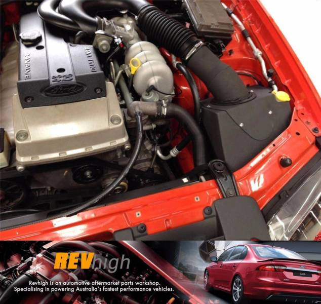 (out of stock) XR6 Ford Falcon FG Mark 1 Cold Air Intake CAI | revhigh