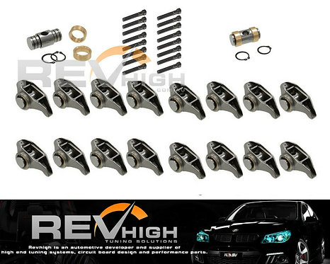 Holden Commodore Rocker Arm upgraded BRONZE Trunions Installed 5.7 6.0 LS2 LS1 V