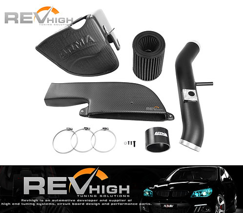 Lexus IS250 carbon fiber airbox Performance cold air intake filter kit