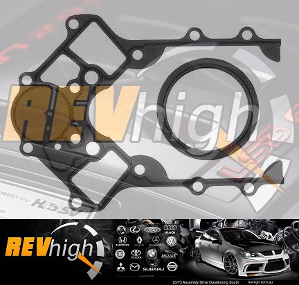 Crankshaft Crank Seal Holden Commodore L67 3.8L V6 Supercharged VS VU VT VX VY