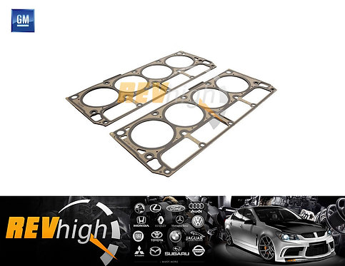2x Genuine GM Head Gasket Gaskets  Holden Commodore VT VX VY VZ LS1 5.7L V8 Set