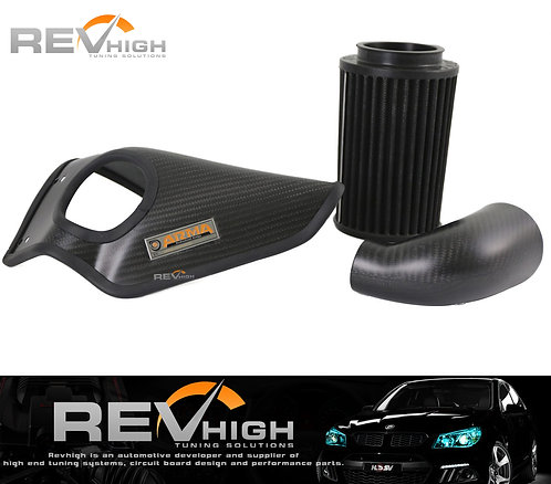 Honda S660 carbon fiber airbox Performance cold air intake
