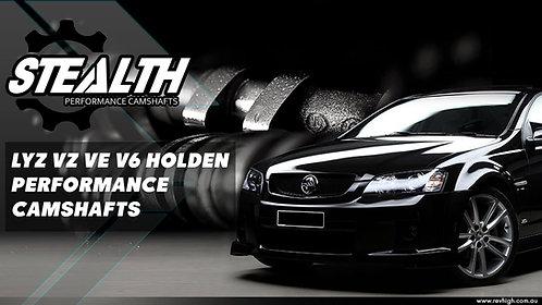 LFW VF VE V6 Holden Performance Camshafts SIDI 3.0