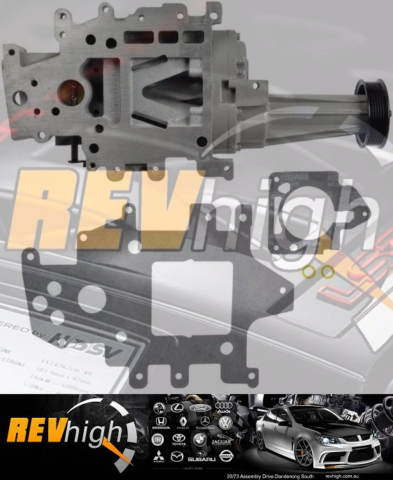 Eaton M90 Supercharger Holden Calais L67 3 8L V6 Supercharged VS VU VT VX  VY | revhigh