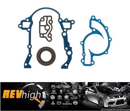 GM Timing Cover Gasket Kit Set Holden Ecotec VS VT VX VY 3.8l V6