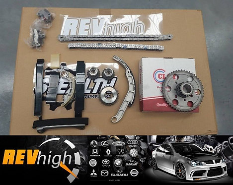 Timing Chain Kit Set Gears Complete Nissan Navara D40 YD25 YD25YDDTI
