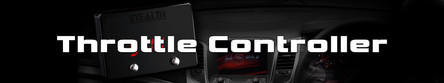 Holden Commodore Throttle Controller
